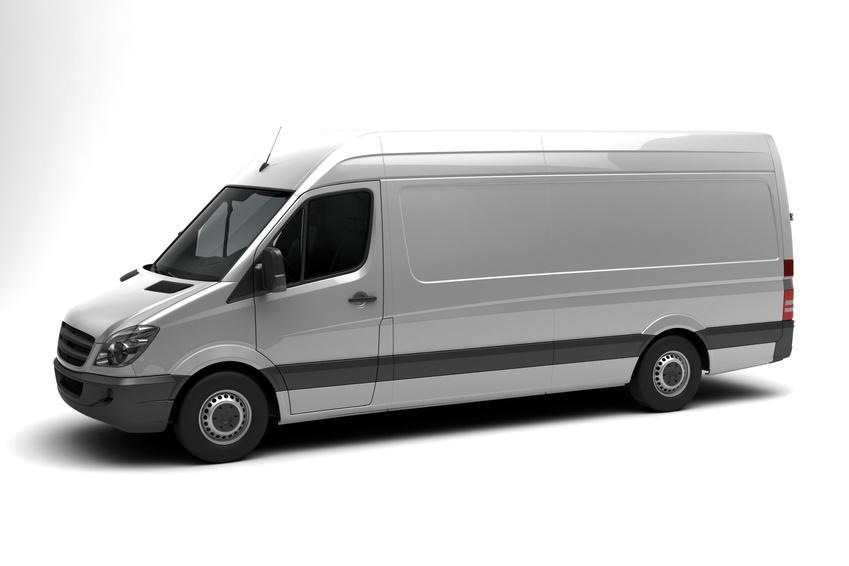 Mercedes Benz Sprinter Transporter